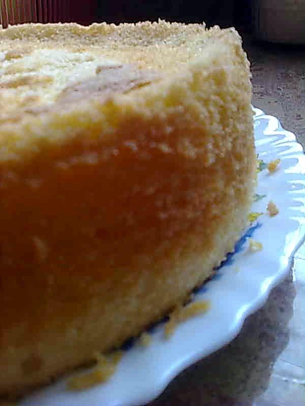 tu cuba pulak buat kek oren ni sebab dah lama dok tercari2 resepi kek