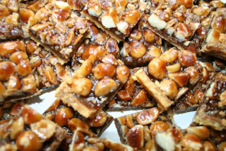 Cookie journey: Jeanne Bauer's Maple Macadamia Bars