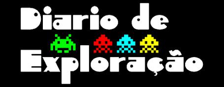 Diario de Exploração: O blog alienígena