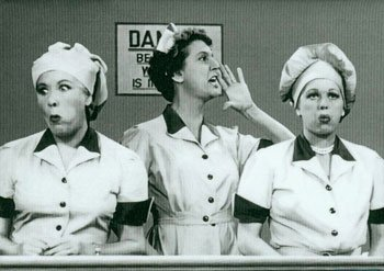 Eat Drink And Be Merry I Love Lucy Lesson Activity