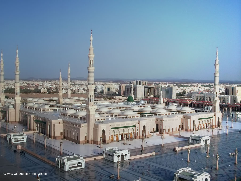 World Islam Zon... Masjid Al Nabawi Hd