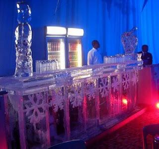 icebar na África do Sul