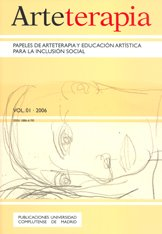 ARTETERAPIA. PAPELES DE ARTETERAPIA Y EDUCACIóN ARTíSTICA PARA LA INCLUSIóN SOCIAL