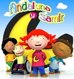WEB OFICIAL ANDALUNA E SAMIR