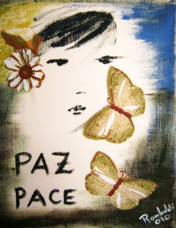EU QUERO PAZ  -PAZ PACE