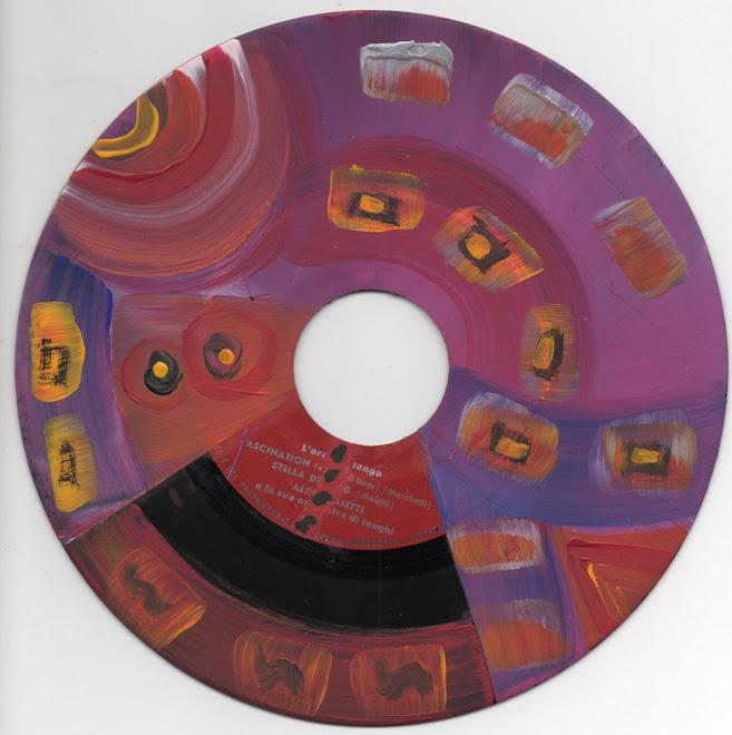 Pensieri Colorati-sulle note del tango
