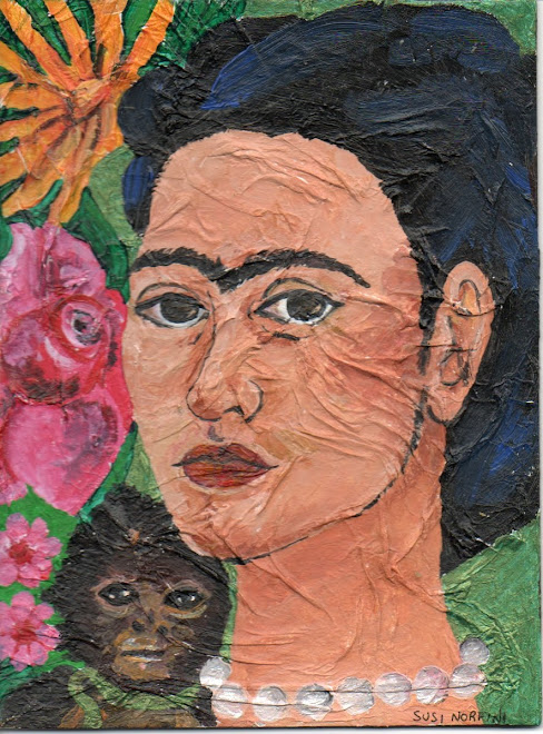 Frida e i Fiori