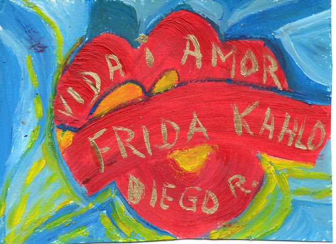 VIDA I AMOR  Frida K. Diego R.