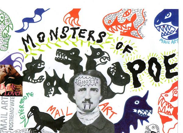 """""""Monster of Poe"""""""