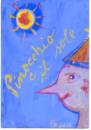 Pinocchio e il Sole
