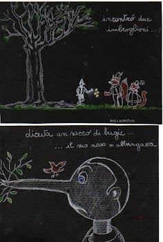 Pinocchio Tav ,5,6