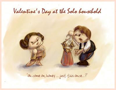 Wonu0027t You Be My Valentine?
