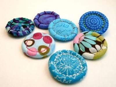 Botones artesanales