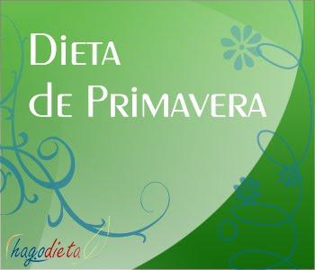 Dieta de primavera