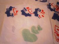 Cómo hacer telas con bolsas plásticas