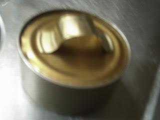 Reciclaje de latas: Caja con laton