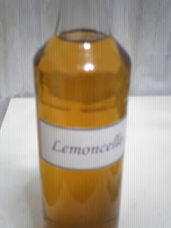 Receta lemoncello casero