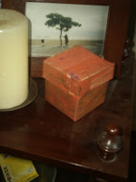 Reciclado de cajas de jugos