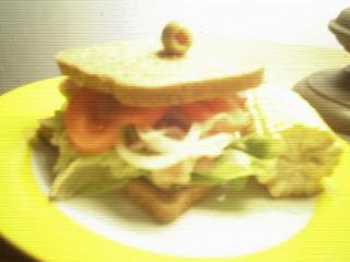 Mi burger light