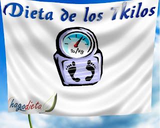 Dieta de los 7 kilos