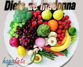 Dieta de Madonna