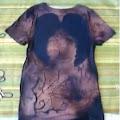 Como decolorar camisetas con cloro y vinagre