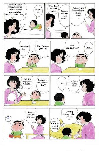 Baca Crayon Shin Chan page 4