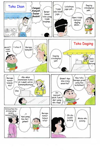 Komik Shin Chan Online page 5