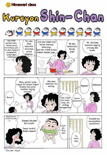 Baca Komik Shin Chan page 2