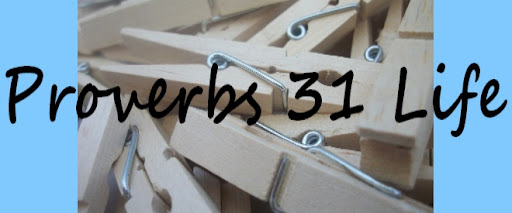 Proverbs 31 Life