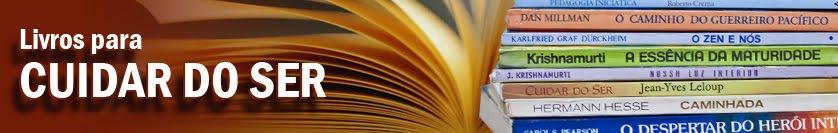 Livros para Cuidar do Ser