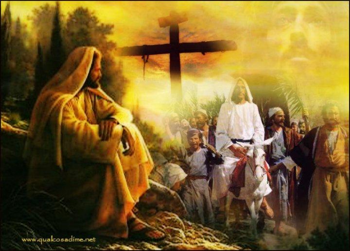 Nutriamoci della parola di dio passione di nostro signore - Armatura dell immagine del dio ...