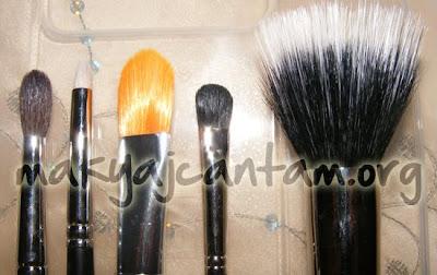 makyaj kozmetik güzellik makyaj fırçaları nasıl temizlenir fırça satın al