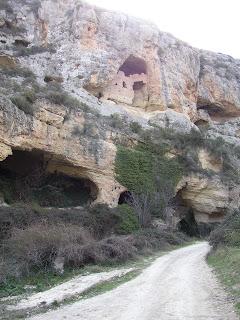 Estrecho de la encarnacion Caravaca de la cruz La_encarnacion_250206+041