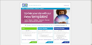 50megs Free Web Hosting