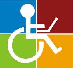 figura representando um cadeirante