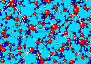 amonia dalam tabung percobaan bereaksi membentuk awan amonium klorida