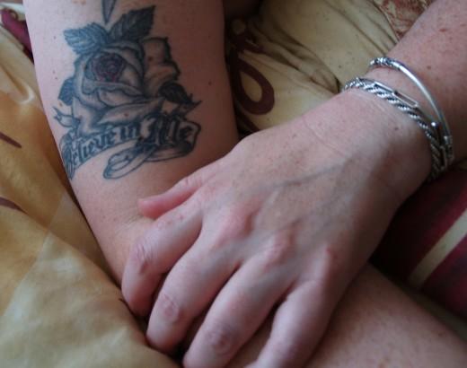 2011 arm tattoo design for girls. Black Bedroom Furniture Sets. Home Design Ideas