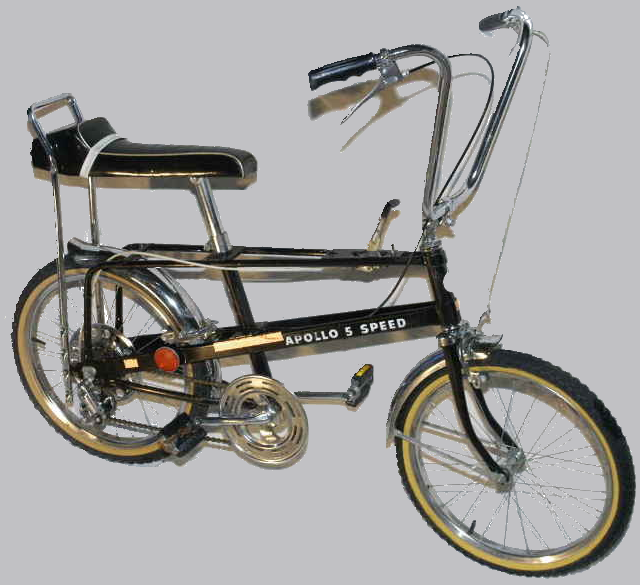 Christmas Memories - The Apollo 5 Speed Muscle Bike | The Car Hobby