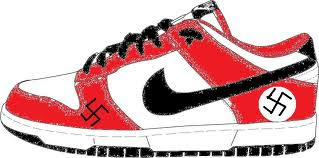 Nike made some custom shoes for Hitler