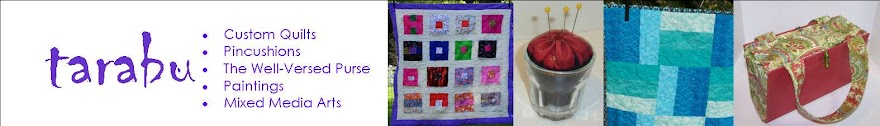 tarabu arts - an old-fashioned quilt artist in a modern world