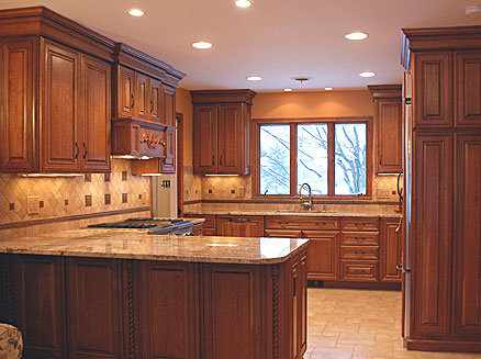 Samples Of Kitchen Cabinets