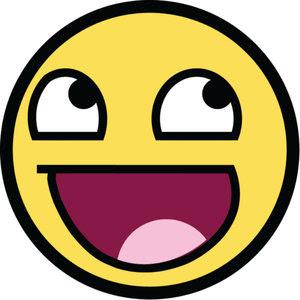 Y quien cumple años el dia de hoy?  The_Awesome_Face_Background_by_DaPhinoXX