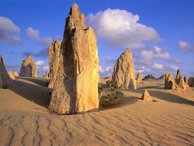 Countries of the Mai-Otome universe Desert+Australia