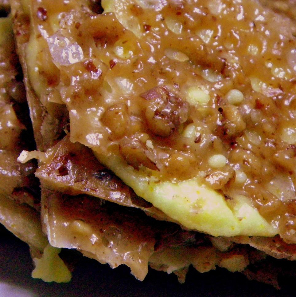 ... Pecan Lace Praline Cookies - My Very Favorites!!! - 52 Cookie Recipes