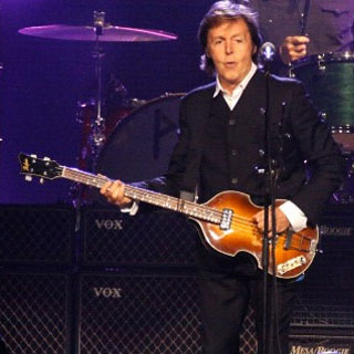 Paul McCartney en Argentina 2010