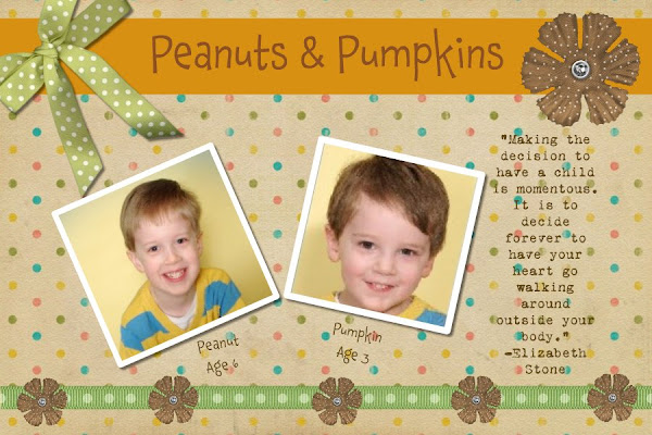 Peanuts and Pumpkins