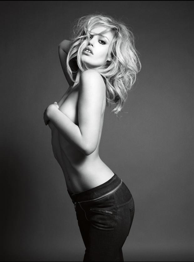 Just photos models georgia may jagger amp josh beech