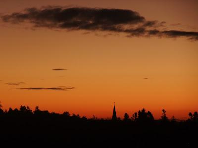 Sunrise in Kristiansand - Soloppgang i Kristiansand