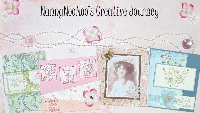 Nannynoonoo's Creative Journey